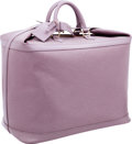 Luxury Accessories:Travel/Trunks, Louis Vuitton Lilac Epi Leather Cruiser 45 Overnight Bag. ...