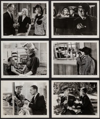 "Exposed (Universal, 1938). Photos (15) (8"" X 10"") & Trimmed Photo (6"" X 10""). Crime. ... (Total:..."