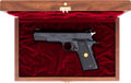 Handguns:Semiautomatic Pistol, Boxed Colt Custom Government Model Semi-Auto Pistol....