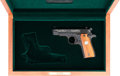 Handguns:Semiautomatic Pistol, Cased Colt Government Model .380 Automatic Series 80 Pistol....
