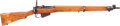 Long Guns:Bolt Action, British Enfield No. 4 MK. 1 Bolt Action Rifle....