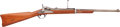 Long Guns:Single Shot, U.S. Springfield Model 1884 Trapdoor Percussion Rifle Altered toCarbine Configuration....