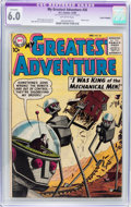 Silver Age (1956-1969):Science Fiction, My Greatest Adventure #26 (DC, 1958) CGC Apparent FN 6.0 Off-white pages....