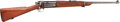 Long Guns:Bolt Action, Sporterized U.S. Springfield Armory Model 1898 Krag Bolt Action Rifle....