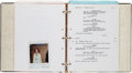 """Movie/TV Memorabilia:Documents, A Farrah Fawcett Set of Scripts from """"Poor Little Rich Girl: TheBarbara Hutton Story"""" and """"Margaret Bourke-White.""""... (Total: 2Items)"""