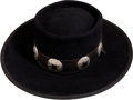 Music Memorabilia:Memorabilia, Stevie Ray Vaughan Texas Flood Promotional Hat (Epic Records, 1983). ...