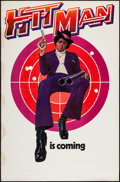 "Movie Posters:Blaxploitation, Hit Man (MGM, 1973). One Sheet (29.5"" X 45"") Advance. Blaxploitation.. ..."
