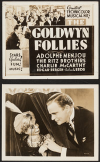 The Goldwyn Follies & Other Lot (United Artists, 1938). Other Company Title Card Photo & Studio Portrait Photo (...