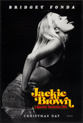 "Movie Posters:Crime, Jackie Brown (Miramax, 1997). One Sheet (27"" X 40"") SS AdvanceBridget Fonda Style. Crime.. ..."