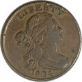 Large Cents, 1804 1C -- Corroded -- ANACS. VF30 Details. S-266c, B-1, R.2....