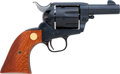 Handguns:Single Action Revolver, Boxed Colt Third Generation Single Action Army Sheriff's EditionRevolver with 3-inch barrel.. ...