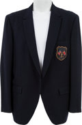 Golf Collectibles:Miscellaneous, 1969 Ryder Cup Captain's Blazer Owned & Worn by Sam Snead....