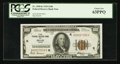 Fr. 1890-K $100 1929 Federal Reserve Bank Note. PCGS Choice New 63PPQ