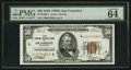 Small Size:Federal Reserve Bank Notes, Fr. 1880-L $50 1929 Federal Reserve Bank Note. PMG Choice Uncirculated 64 EPQ.. ...