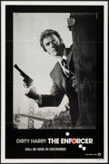 """Movie Posters:Crime, The Enforcer (Warner Brothers, 1977). One Sheet (27"""" X 41"""")Advance. Crime.. ..."""