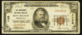 National Bank Notes:Connecticut, New Haven, CT - $50 1929 Ty. 1 The Merchants NB Ch. # 1128. ...