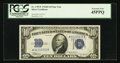 Small Size:Silver Certificates, Fr. 1703* $10 1934B Silver Certificate. PCGS Extremely Fine 45PPQ.. ...