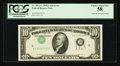 Fr. 2011-C $10 1950A Federal Reserve Note. PCGS Choice About New 58