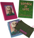 Music Memorabilia:Memorabilia, Beatles - Summer of Love: The Making of Sgt. Pepper byGeorge Martin Deluxe Limited Edition Boxed Book Set #132/35...