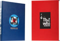 Music Memorabilia:Memorabilia, The Who Maximum Who Deluxe Limited Edition Book #132/250 (Genesis Books, 2002)....