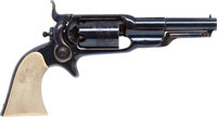 Exceptional Cased Colt Model 1855, 7th Type Root Sidehammer Percussion Revolver together with Accoutrements