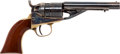 Handguns:Single Action Revolver, Exceptional Colt Model 1862 Police Conversion Revolver....