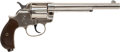 Handguns:Double Action Revolver, Exceptional Boxed Colt Model 1878 Etched Panel Frontier Six-Shooter Double Action Revolver together with Factory Letter.... (Total: 2 Items)