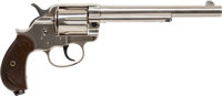 Exceptional Boxed Colt Model 1878 Etched Panel Frontier Six-Shooter Double Action Revolver together with Factory Letter...