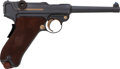 Handguns:Semiautomatic Pistol, Swiss Commercial Model 1906 Luger Semi-Automatic Pistol....