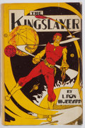 Books:Science Fiction & Fantasy, L. Ron Hubbard. The Kingslayer. Fantasy Publishing Company, 1949. First edition. Publisher's original cloth and ...