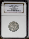 """Colonials: , 1741-V SOU M French Colonies Sou Marque MS62 NGC. Vlack-197, R.2.Breen-566, """"Extremely rare.""""..."""