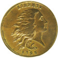 """Large Cents: , 1793 1C Wreath Cent--Vine and Bars--XF45 NGC. S-6, R.3. This is theeasily identifiable """"Sprung Die"""" obverse--on this coin ..."""