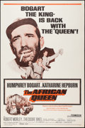 "Movie Posters:Adventure, The African Queen (Trans-Lux, R-1968). Poster (40"" X 60"").Adventure.. ..."