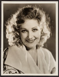 """Movie Posters:Adventure, Edwina Booth by Clarence Sinclair Bull (MGM, 1930s). Portrait Photo(10"""" X 13""""). Adventure.. ..."""