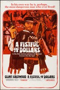 """Movie Posters:Western, A Fistful of Dollars (United Artists, 1967). Poster (40"""" X 60""""). Western.. ..."""