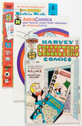 Bronze Age (1970-1979):Humor, Richie Rich Related Titles File Copy Group (Harvey, 1970s)Condition: Average NM-.... (Total: 39 Comic Books)