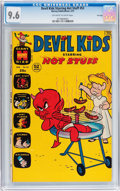 Bronze Age (1970-1979):Cartoon Character, Devil Kids Starring Hot Stuff #53 File Copy (Harvey, 1972) CGC NM+9.6 Off-white to white pages....