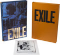 Music Memorabilia:Memorabilia, Rolling Stones Exile: The Making of Exile On Main St. SignedLimited Deluxe Edition #132/260 (Genesis Publications...
