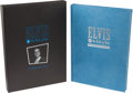 Music Memorabilia:Memorabilia, Elvis & The Birth of Rock: The Photography of LewAllen Signed Limited Deluxe Edition #132/350 (Genesis Pu...