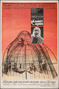 "Movie Posters:Science Fiction, Planet of the Apes (20th Century Fox, 1968). Poster (40"" X 60"").Science Fiction.. ..."