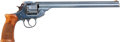 "Handguns:Double Action Revolver, Harrington & Richardson ""Expert"" Double Action Revolver...."
