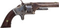 Handguns:Single Action Revolver, Smith & Wesson model No. 1 Second Issue Single ActionRevolver....