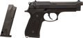 Handguns:Semiautomatic Pistol, Boxed Beretta U.S. Armed Forces M9 Special Edition Semi-Automatic Pistol....