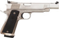Handguns:Semiautomatic Pistol, Customized Springfield Armory Model 1911 38 Super Semi-Automatic Pistol....