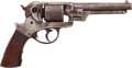 Handguns:Double Action Revolver, Starr Arms Co. Double Action 1858 Army Revolver....