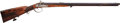 Long Guns:Muzzle loading, Fancy Mid-19th Century German or Austrian Percussion Double RifleMarked MA-----IN GABEL....