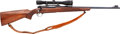 Long Guns:Bolt Action, .358 Win. Mag. Pre-64 Winchester Model 70 Featherweight Bolt ActionRifle with Telescopic Sight. . ...