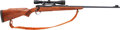 Long Guns:Bolt Action, .300 H&H Magnum Pre-64 Winchester Model 70 Standard Grade BoltAction Rifle with Telescopic Sight....