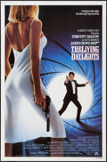"Movie Posters:James Bond, The Living Daylights (United Artists, 1987). One Sheet (27"" X 41"").James Bond.. ..."