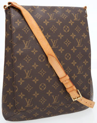 Louis Vuitton Classic Monogram Canvas Musette Salsa Bag